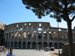 Rom Temperatur Oktober